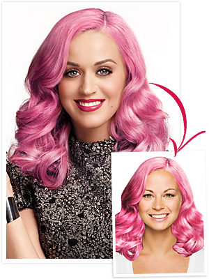 Katy Perry Pink Hair on Katy Perry Pink Hair