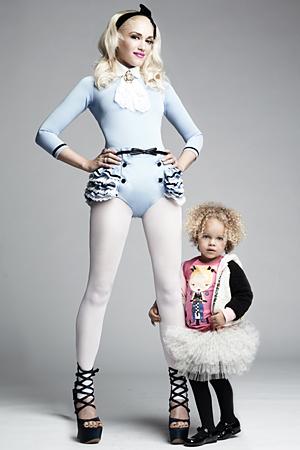 Gwen Stefani, Harajuku Mini, Target