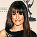 Lea Michele Was Once Told Not to Wear Black