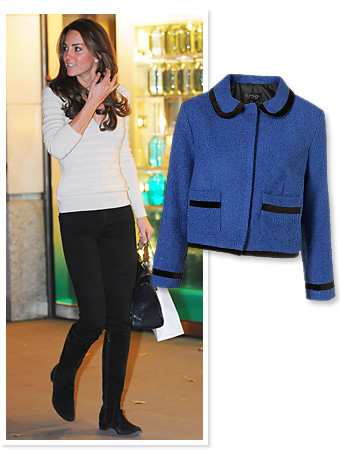 Kate Middleton, Topshop