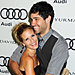Army Wives Star Weds in Kenneth Pool Dress