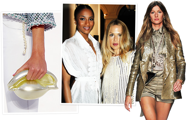 Paris Fashion Week Cheat Sheet, Rachel Zoe, Ciara, Gisele