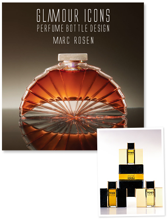 Marc Rosen, Perfume Bottle Design
