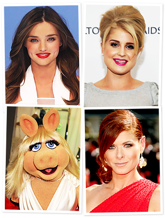 Miranda Kerr, Miss Piggy, Project Accessory