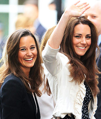 Kate Middleton, Pippa Middleton, E! True Hollywood Story