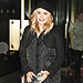 Found It! Elizabeth Olsen's Cute Coat