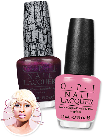 Nicki Minaj for OPI