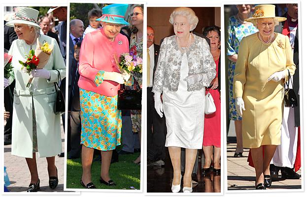 Queen Elizabeth Australia Style