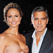 Celebrity Relationships: Sizing Up Stacy Keibler and George Clooney!
