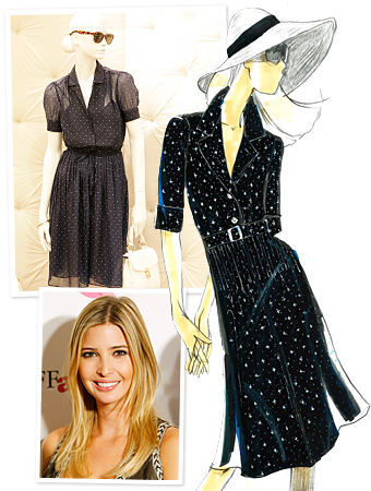 Ivanka Trump, Exclusive Collection Preview