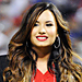 World Series: Demi Lovato and Zooey Deschanel's National Anthem Outfits