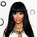 Try on Kim Kardashian&#039;s Bangs!