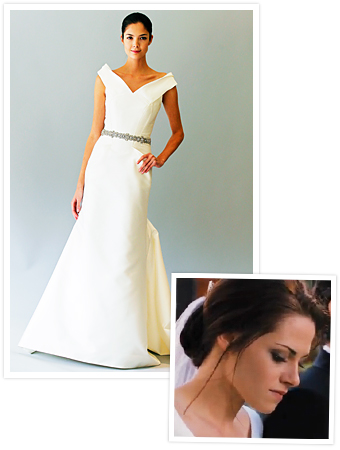 Carolina Herrera 39s New Wedding Dress Collection Could One Be Bella 39s