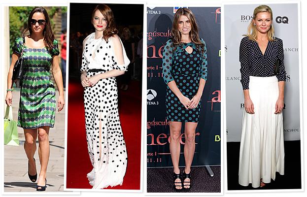Pippa Middleton, Emma Stone, Nikki Reed, Kirsten Dunst