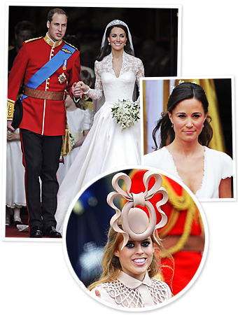 11 Royal Moments of 2011, Kate Middleton, Pippa Middleton