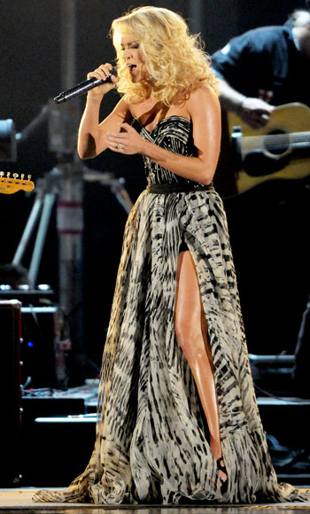 Carrie Underwood CMA 2011