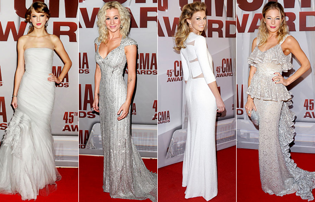 White Dresses CMA