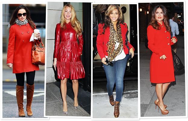 Pippa Middleton, Blake Lively, Beyonce, Salma Hayek