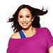 Cheryl Burke Models for Macy's Now!