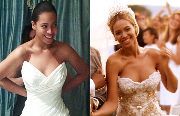 Beyonce Wedding Dresss
