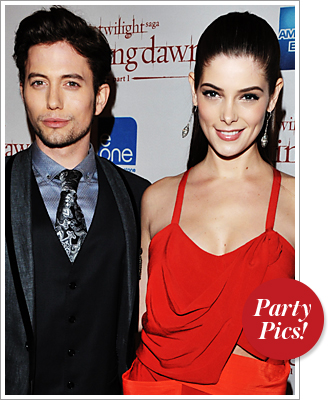 Jacksone Rathbone, Ashley Greene