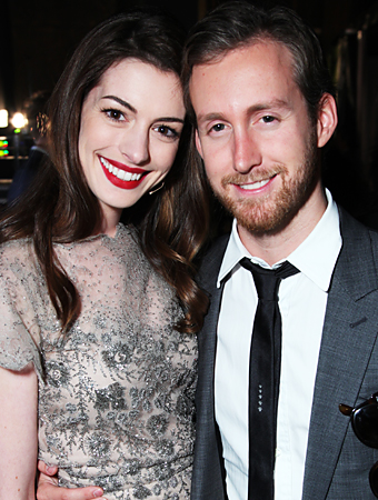 Anne Hathaway Engaged