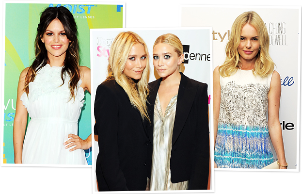 Rachel Bilson, Kate Bosworth, Olsens