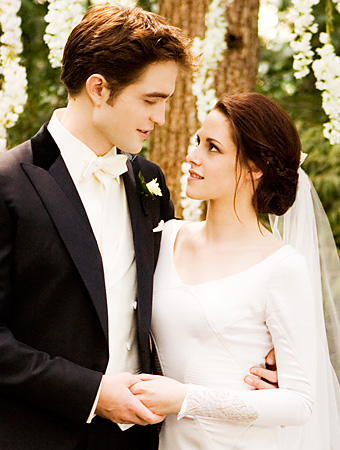 Bella Wedding Gown, Twilight