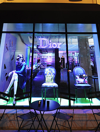 Dior Pop Up Shop