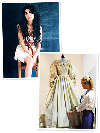 Amy Winehouse Princess Di Auction