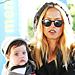 Rachel Zoe and Son Skyler: A Matching Pair!