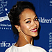 Quote of the Day: Zoe Saldana Wants You to Remember Being 8