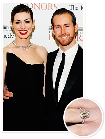 Anne Hathaway Ring