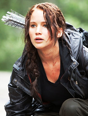 The Hunger Games, Side Braids