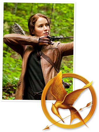 The HUnger Games, Pin Moments