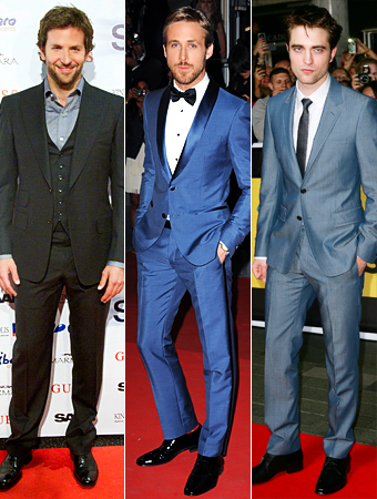 Most Stylish Men of 2011