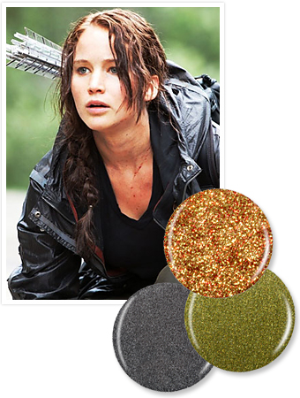 The Hunger Games Nail Polish