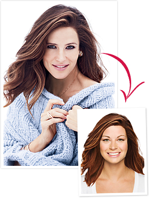 Jennifer Garner Cover Hairstyle