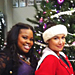 Glee Stars Get Into the Holiday Spirit!