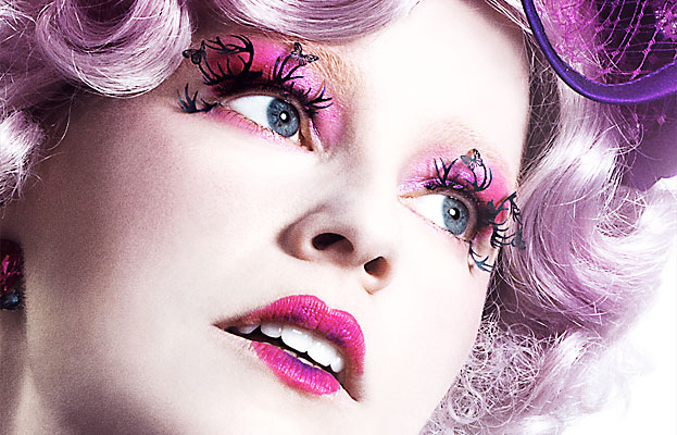 Effie Trinket eyelashes