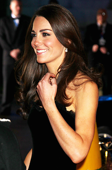 Kate Middleton, Alexander McQueen