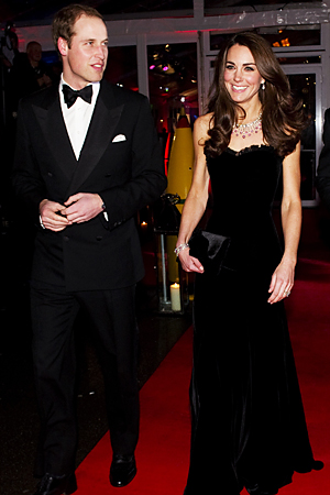 Kate Middleton, Prince William, Alexander McQueen