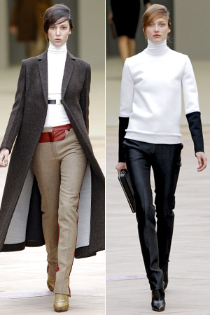 celine fall fashion show