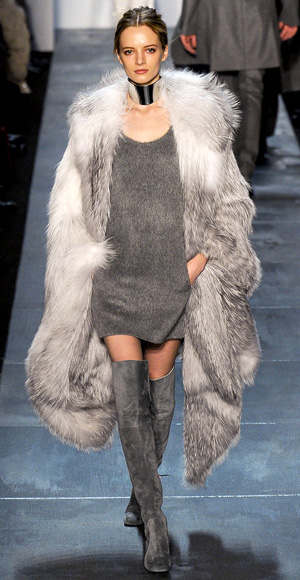 michael kors fall fashion show