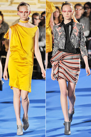Thakoon fall fashion show