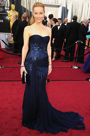 Leslie Mann - Roberto Cavalli - Oscars