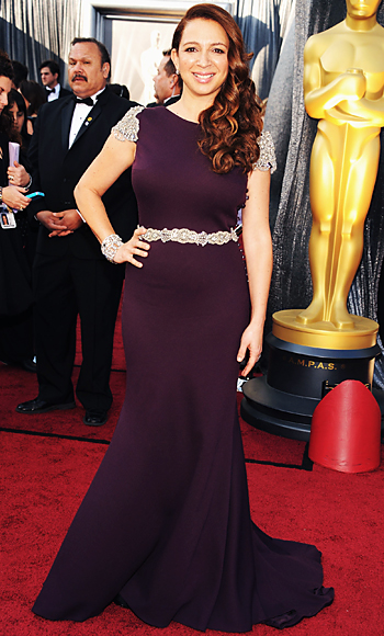 022612 maya rudolph 350 TBF is Live Blogging the Oscars Red Carpet!