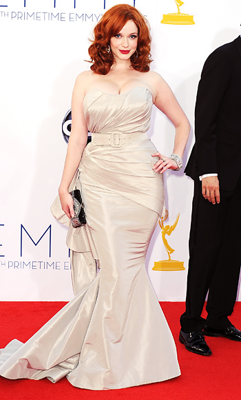 Look of the Day photo | Christina Hendricks