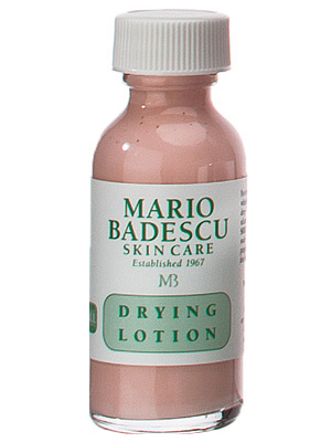 Best 2012 AcneTreatment for Oily Skin - Mario Badescu Drying Lotion