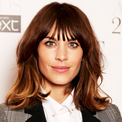 Alexa Chung - Transformation - Hair - Celebrity Before and After